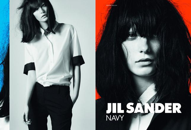 Jil Sander Navy