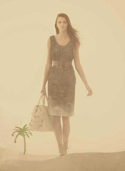 Campagna pubblicitaria Cividini Spring-Summer 2011