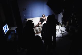 Kate Moss per Liu Jo