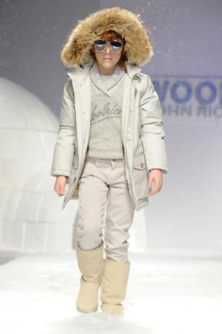 Collezione Woolrich Bambino