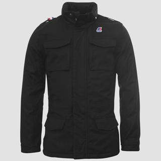 K-Way presenta la giacca Manfield Wool Padded