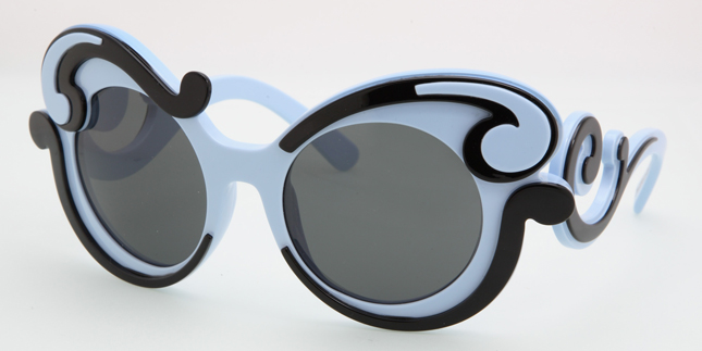 Minimal Baroque Sunglasses Collection