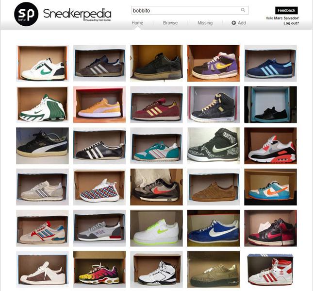 Marco Colombo per Sneakerpedia