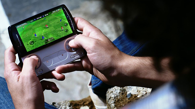 Xperia Play, Sony Ericsson