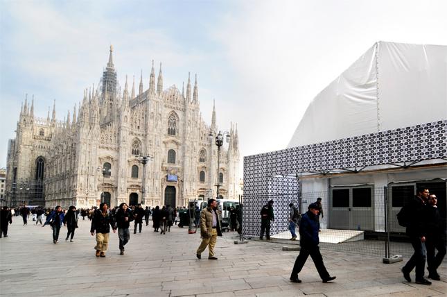Sala Duomo - Milano