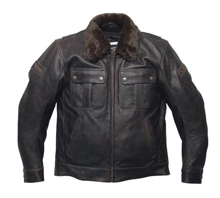 Triumph presenta la giacca