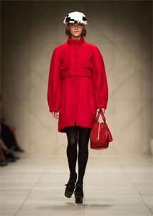 Burberry Fall-Winter 2011/2012