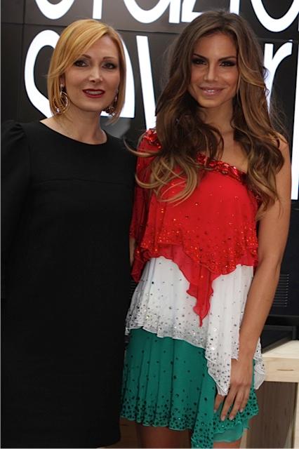Francesca Severi e Nina Senicar
