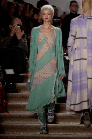 Missoni Fall-Winter 2011/2012