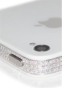 Continental Mobiles presenta l'Apple iPhone 4 32GB con diamanti