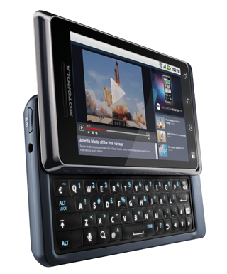 Motorola Milestone™ 2