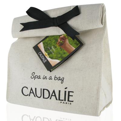 Caudalie presenta la Spa in a Bag
