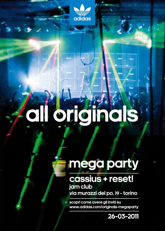 Mega Party adidas Originals