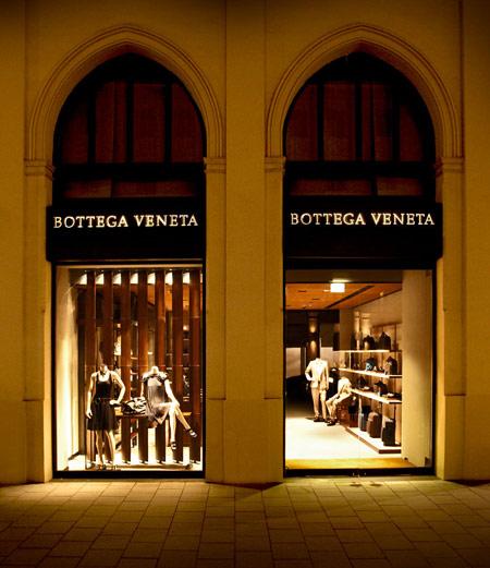 Boutique Bottega Veneta