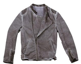Dyed Jacket by Daniele Alessandrini