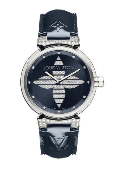 Tambour Forever Blue Infini, Louis Vuitton