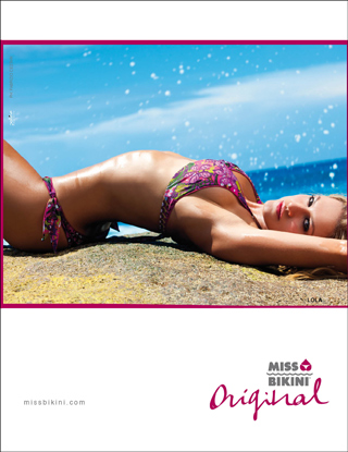 Lola Ponce per Miss Bikini Original