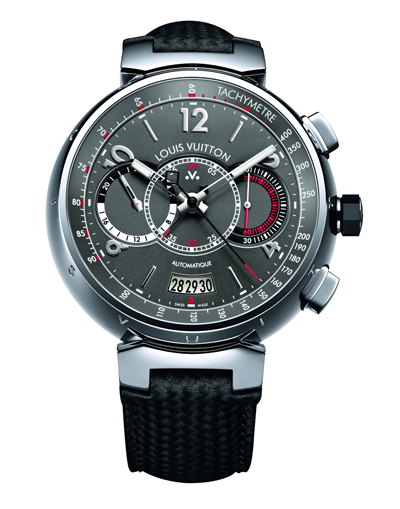 Cronografo Tambour, Louis Vuitton