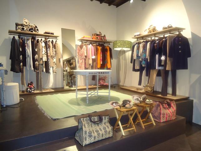 Boutique Maliparmi a Firenze