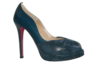 Wedding Glam Collection Shoes, Rizieri