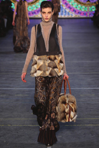 Automne-Hiver 2011 by Kenzo