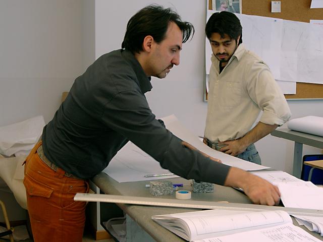 Gaetano Currò, docente di modellista dell'Istituto Secoli