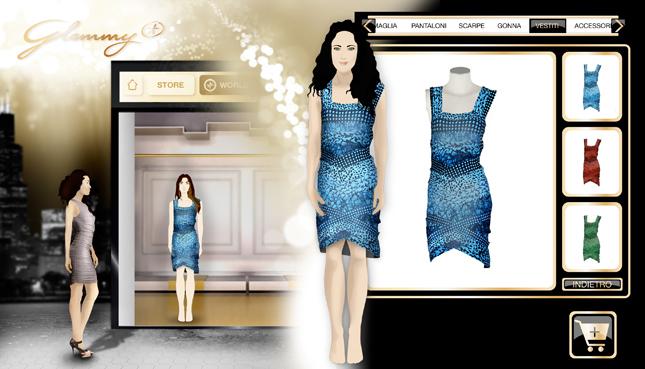 Crea anche tu la tua copia virtuale con glammy e divertiti for Crea la tua casa virtuale
