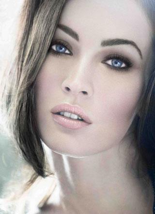 Megan Fox per il nuovissimo Gloss d'Armani