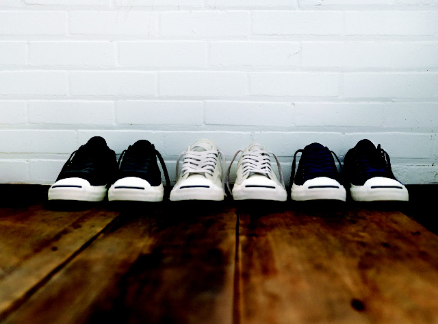 Jack Purcell Mackintosh by Converse