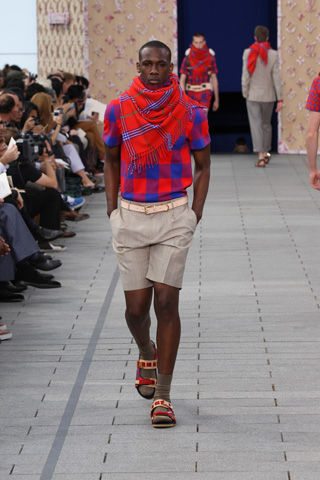 Louis Vuitton Spring-Summer 2012