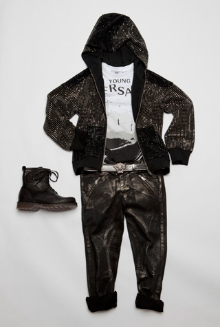 Young Versace Primavera-Estate 2012