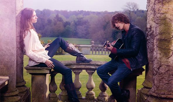 Campagna pubblicitaria Pepe Jeans London Fall-Winter 2011/2012