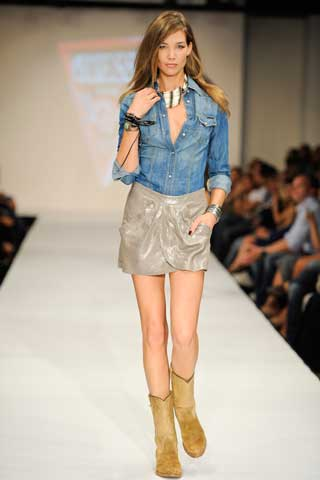 Guess Jeans Spring-Summer 2012