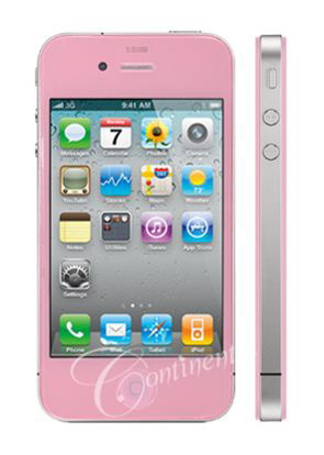 iPhone 4 by Continental Mobiles