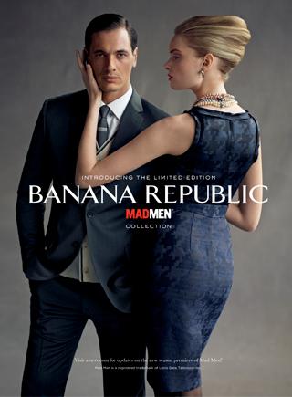 Banana Republic Mad Men