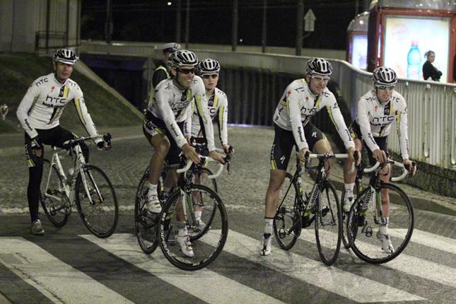 HTC per il Tour de France