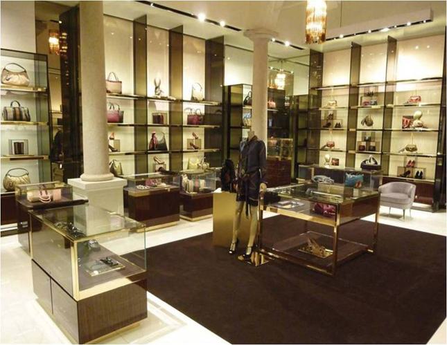 Boutique Gucci a Varese