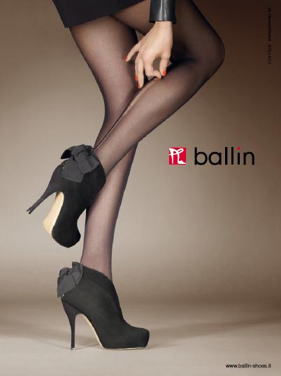 Campagna pubblicitaria Ballin A-I 2011/2012