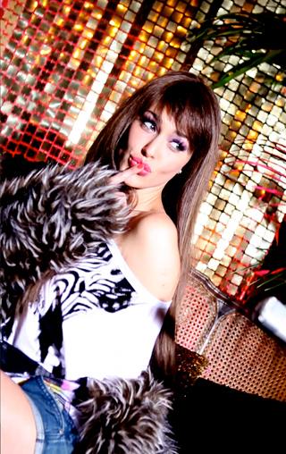 Belèn Rodriguez per Miss Sixty