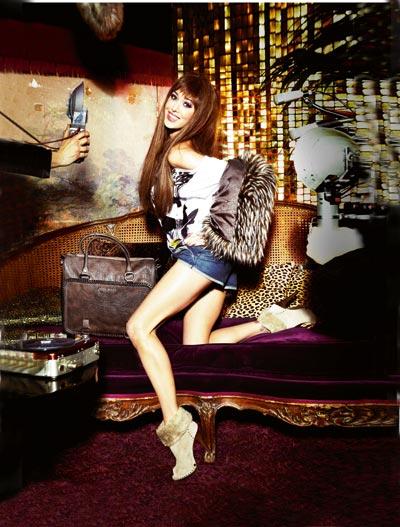 Belen Rodriguez per Miss Sixty