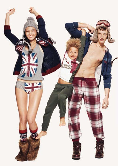 Flag & Fly Undercolors of Benetton