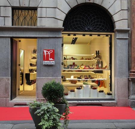 Boutique Ballin a Milano