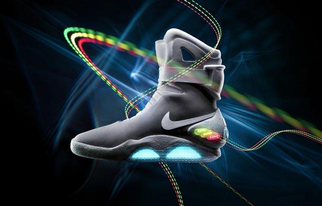 Nike Mag - Ritorno al Futuro