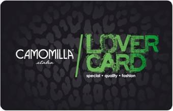 Camomilla Italia - Lover Card
