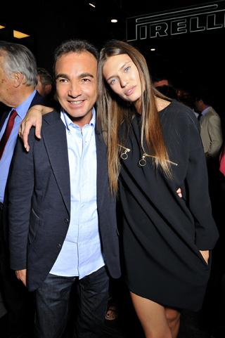 Antonio Gallo e Bianca Balti