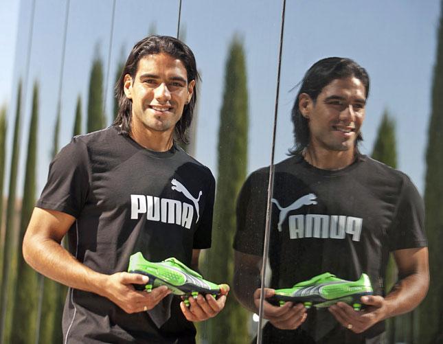 Radamel Falcao per Puma