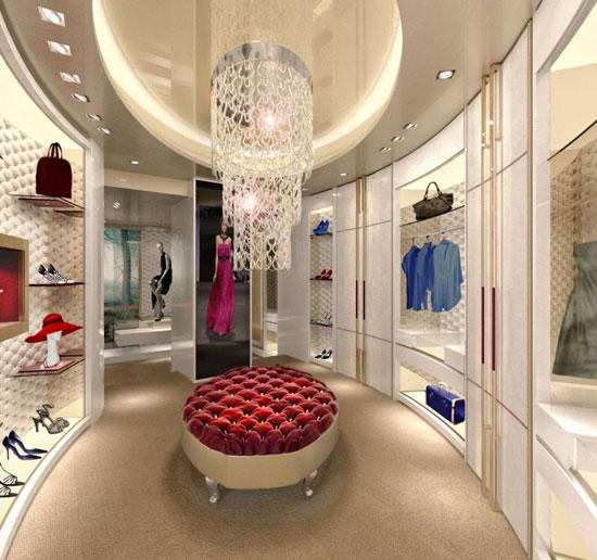 Il nuovo lusso da amaranto video fashion times for Design di cabine di lusso