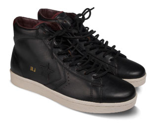Horween Dr. J Pro Leather 1976 by Converse
