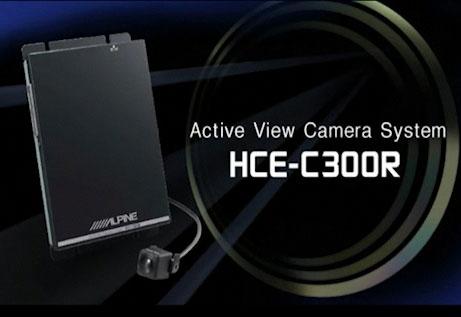 Videocamera per retromarcia by Alpine