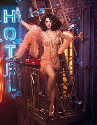 Katy Perry per ghd